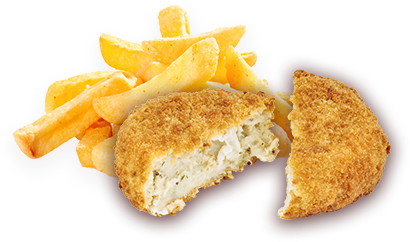 Order Tasty Fish Cake and Chips from Master Fryer